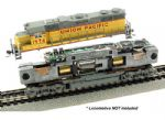 MRC 0001811 N Scale Sound Decoder Drop-In Atlas GE U23
